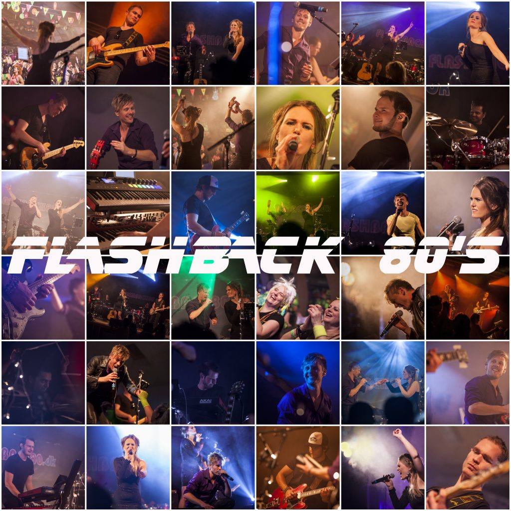 Flashback80s collage 2